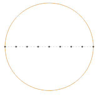 Circle with 8 equal regions1